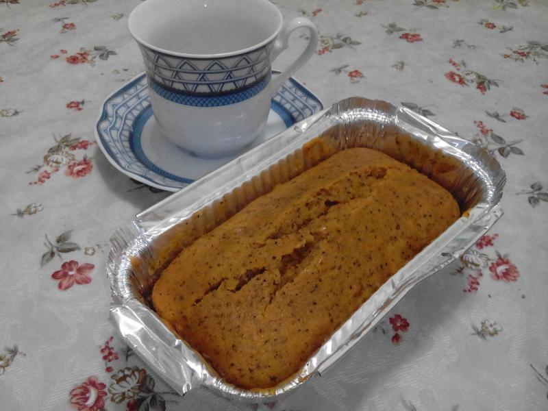 紅茶地瓜磅蛋糕