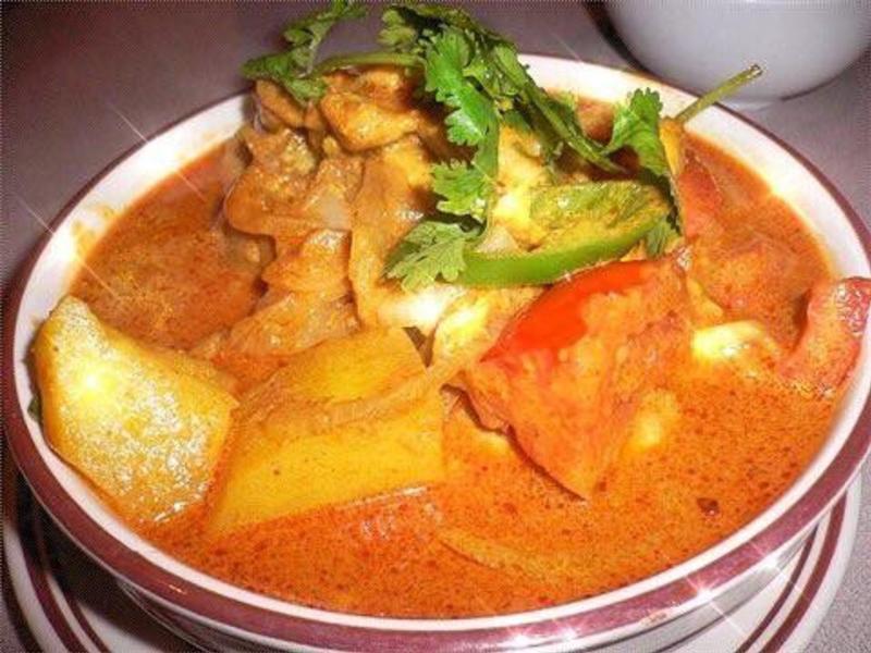 🌴超下飯兼印度風味~椰香咖哩雞🌴