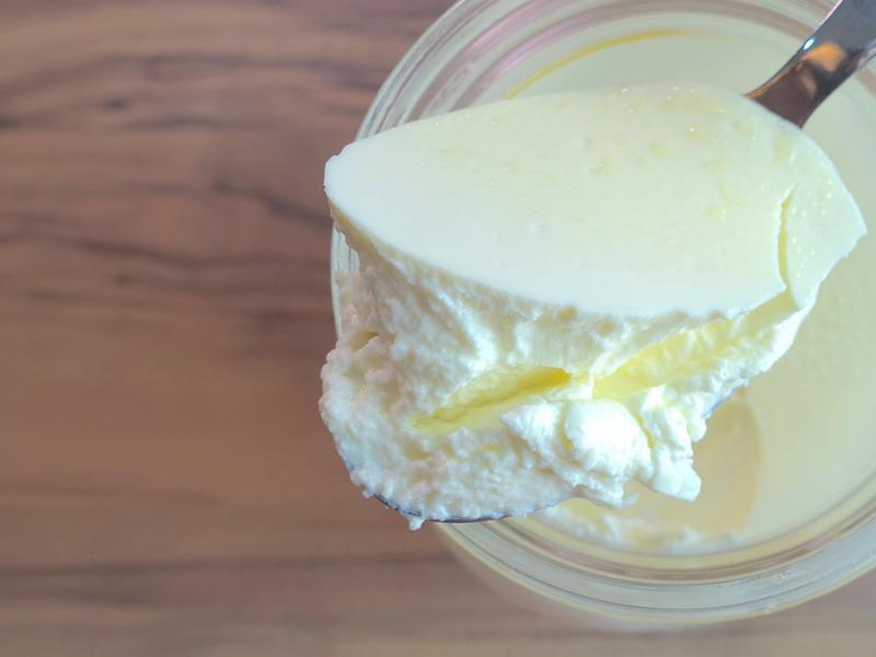 用電鍋自製酸奶油Sour cream