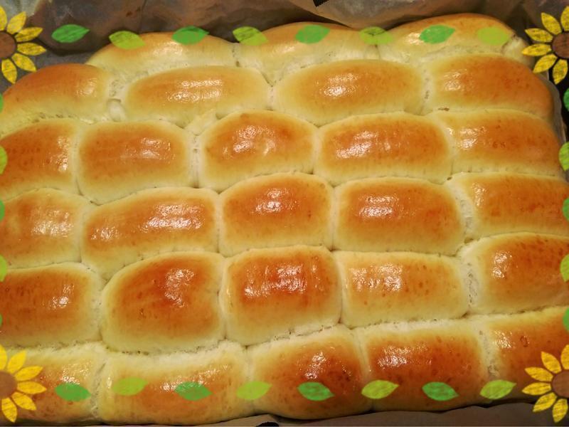 蜂蜜微波麵包