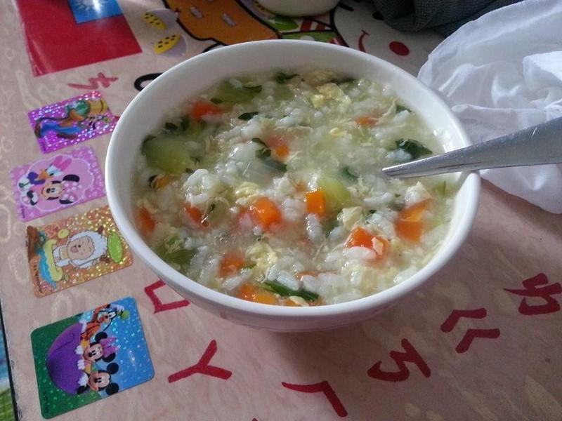 寶寶蔬菜粥