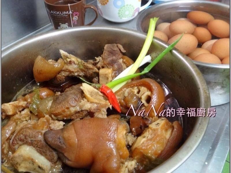 香Q【滷豬腳】電鍋版