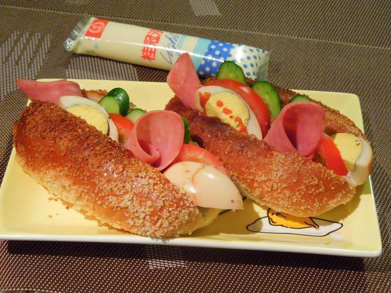 免炸營養三明治【滿分早點X桂冠沙拉】