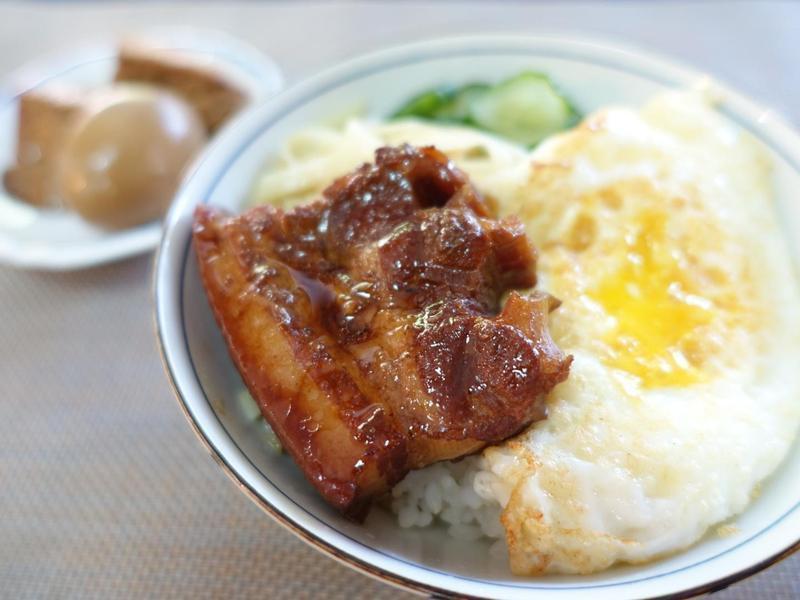 【味道福爾摩莎】古早味爌肉飯