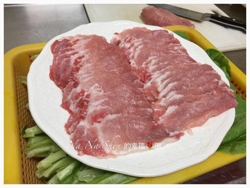 「火鍋肉片」怎麼切?