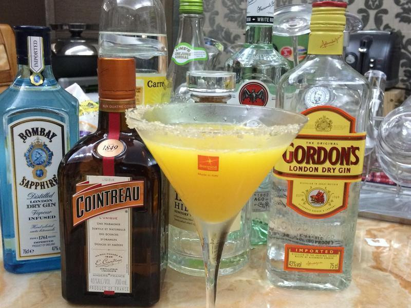 [調酒]OrangeBlossom橘花