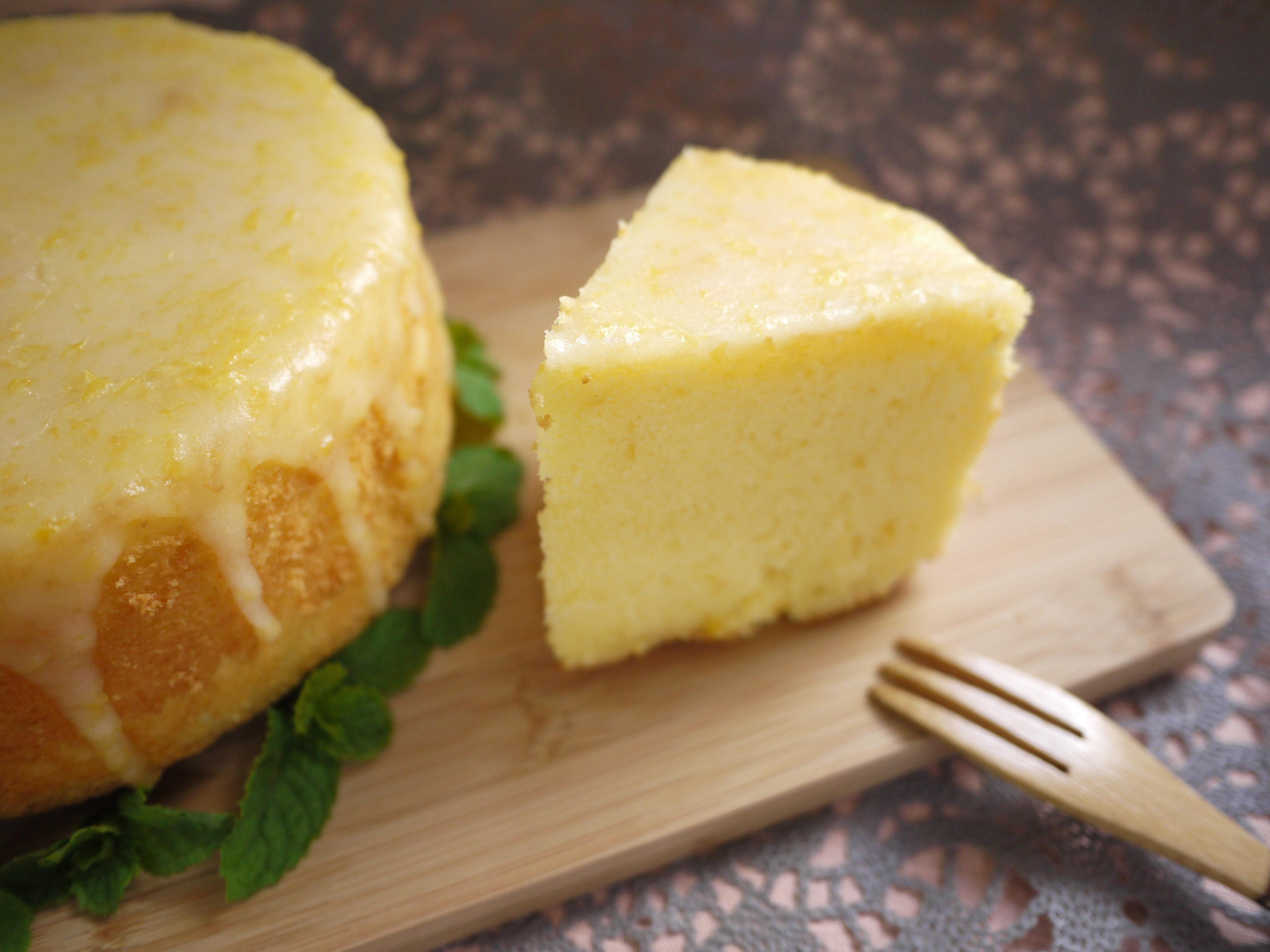 檸檬糖霜蛋糕(6吋)