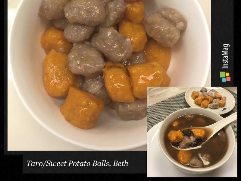 [味道福爾摩沙]芋圓、地瓜圓