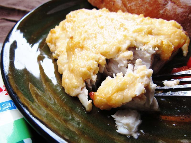 乳酪烤魚【滿分早點X桂冠沙拉】