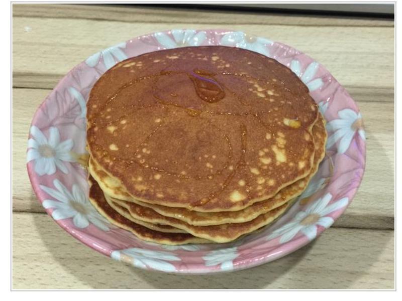 低溫發酵鬆餅pancake
