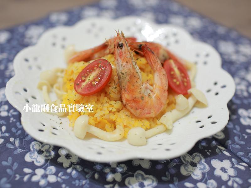 鮮蝦南瓜炊飯【副食品(1歲以上)】