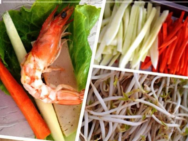 越南小吃「 春捲 」