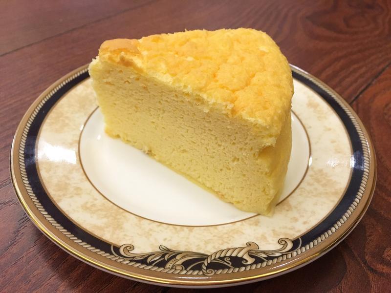 橘蜜輕乳酪蛋糕