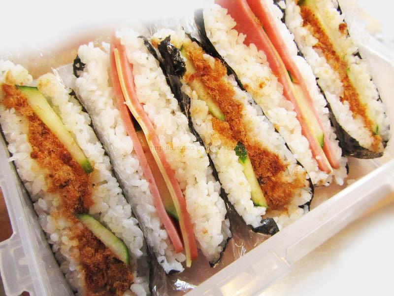 日本新式飯糰-Onigirazu
