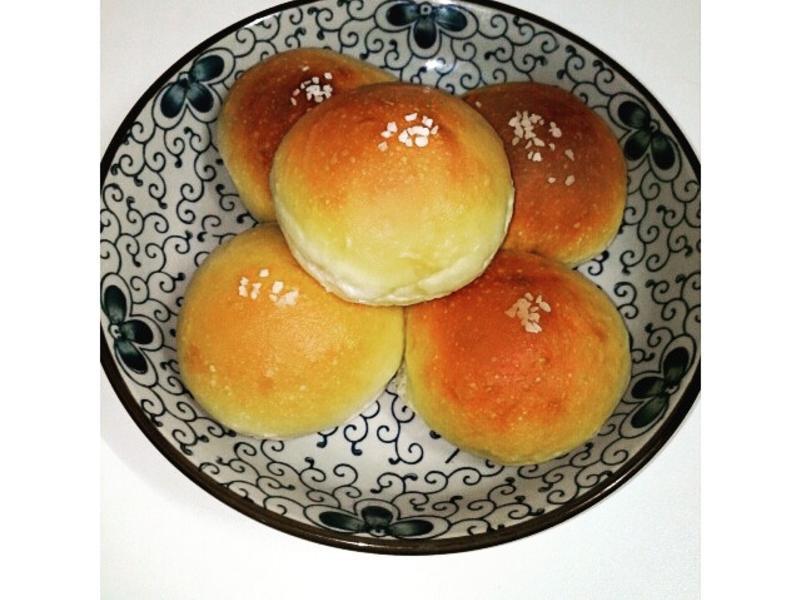 超軟紅豆麵包