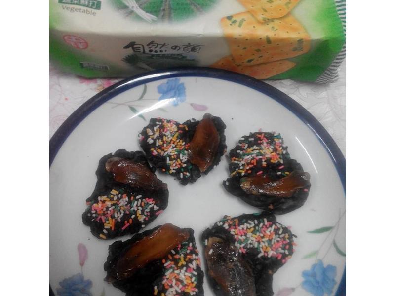 糖漬薑巧克力脆片(自然顏の 餅乾趴)