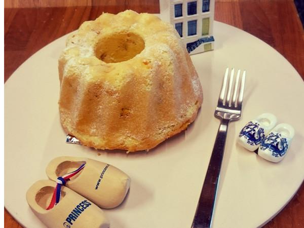 無麩質!南瓜磅蛋糕(在來米粉)