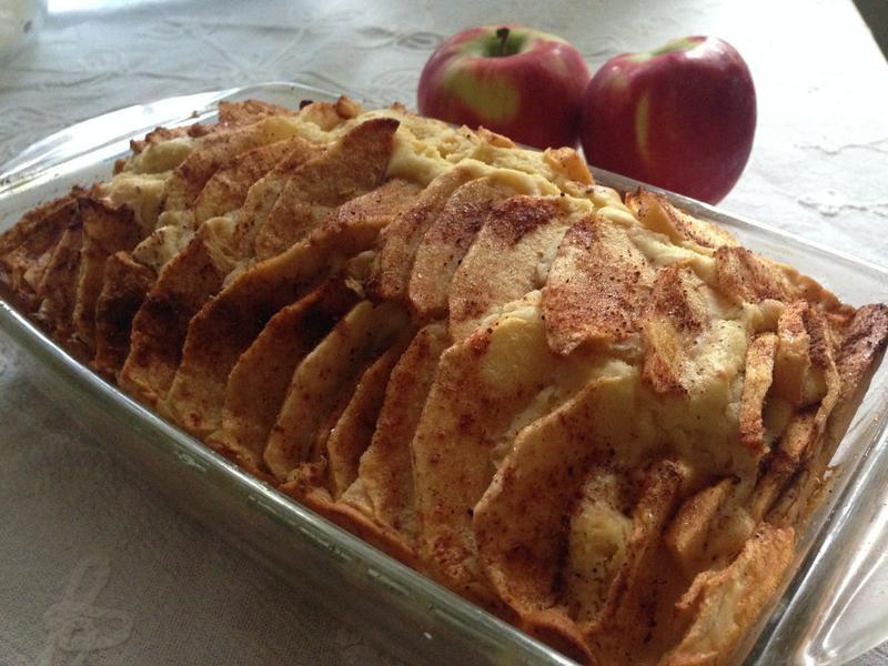 蛋糕14---蘋果肉桂蛋糕