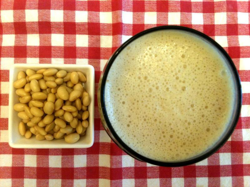 無糖豆漿(電鍋版)