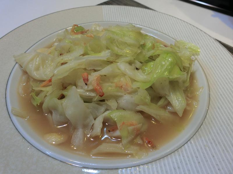 蝦醬炒高麗菜-允廚親子廚藝