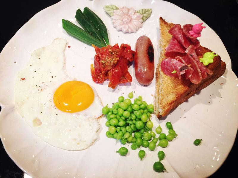 👰靚靚廚娘 之 完美早餐🌼