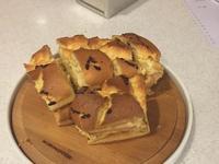 脆皮蜂蜜檸檬雞蛋糕(優格輕盈版)