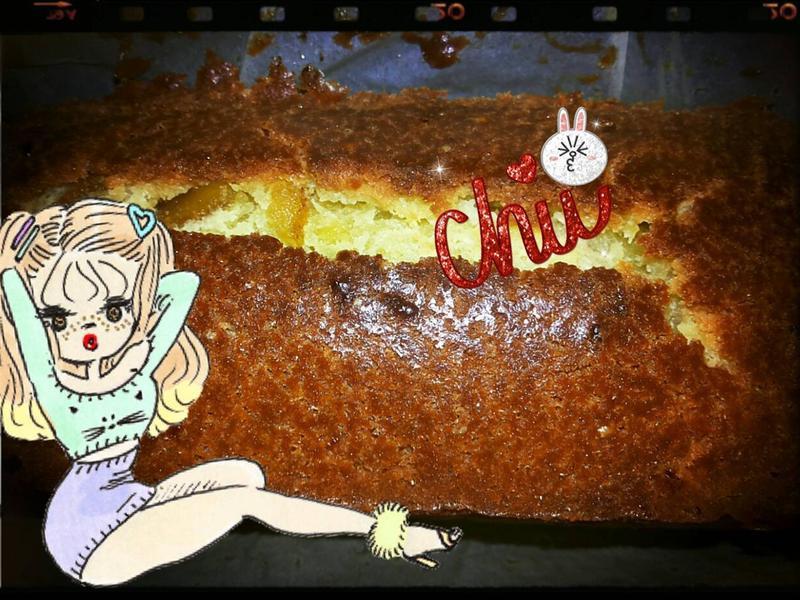 柚子香磅蛋糕