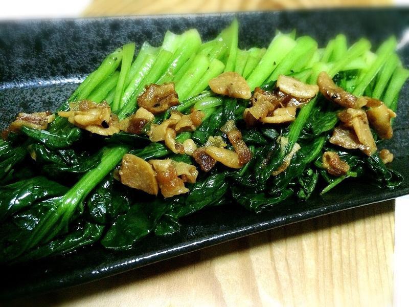 清炒塔菇菜