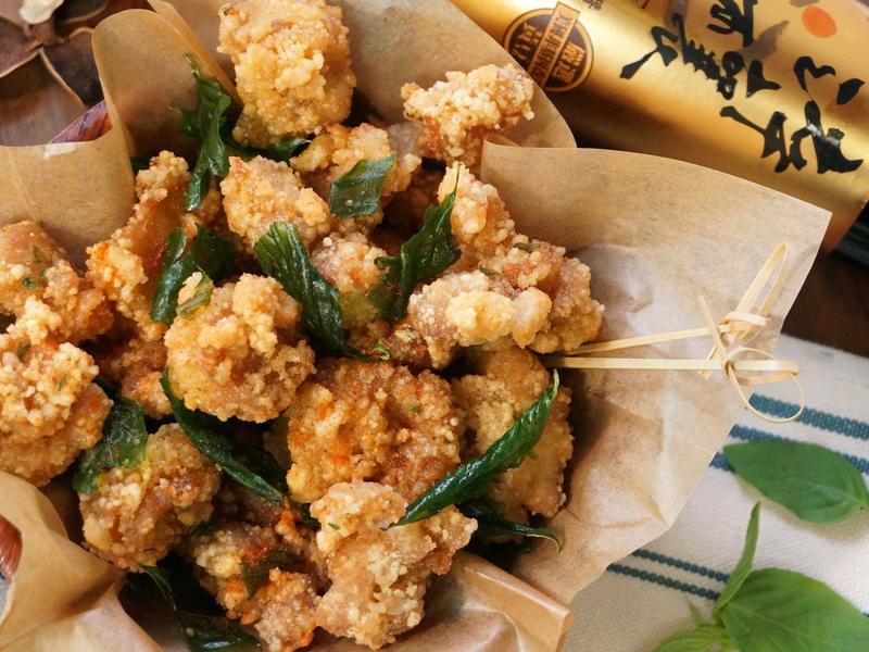 鹹酥雞[淬釀純粹台灣味]