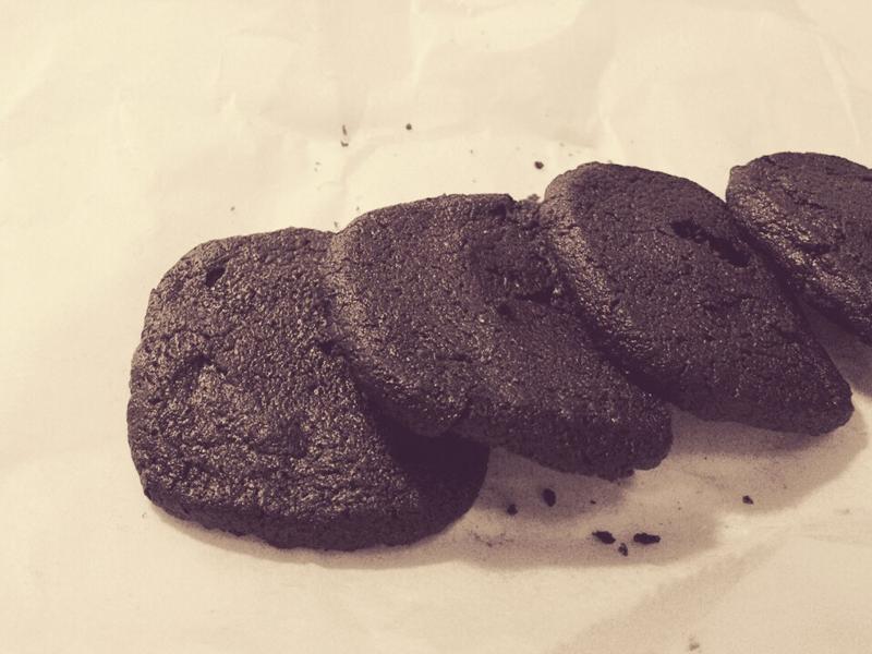 巧克力曲奇(小烤箱版)