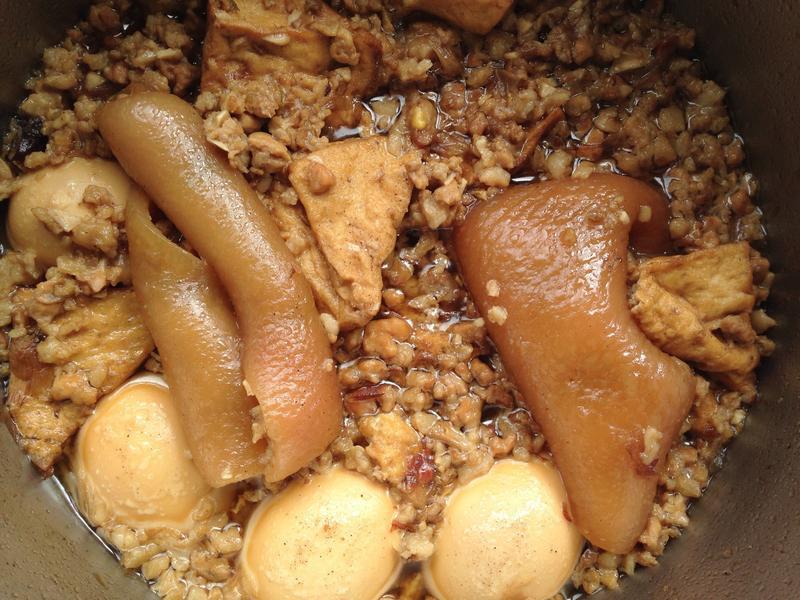 滷肉飯(豬絞肉)