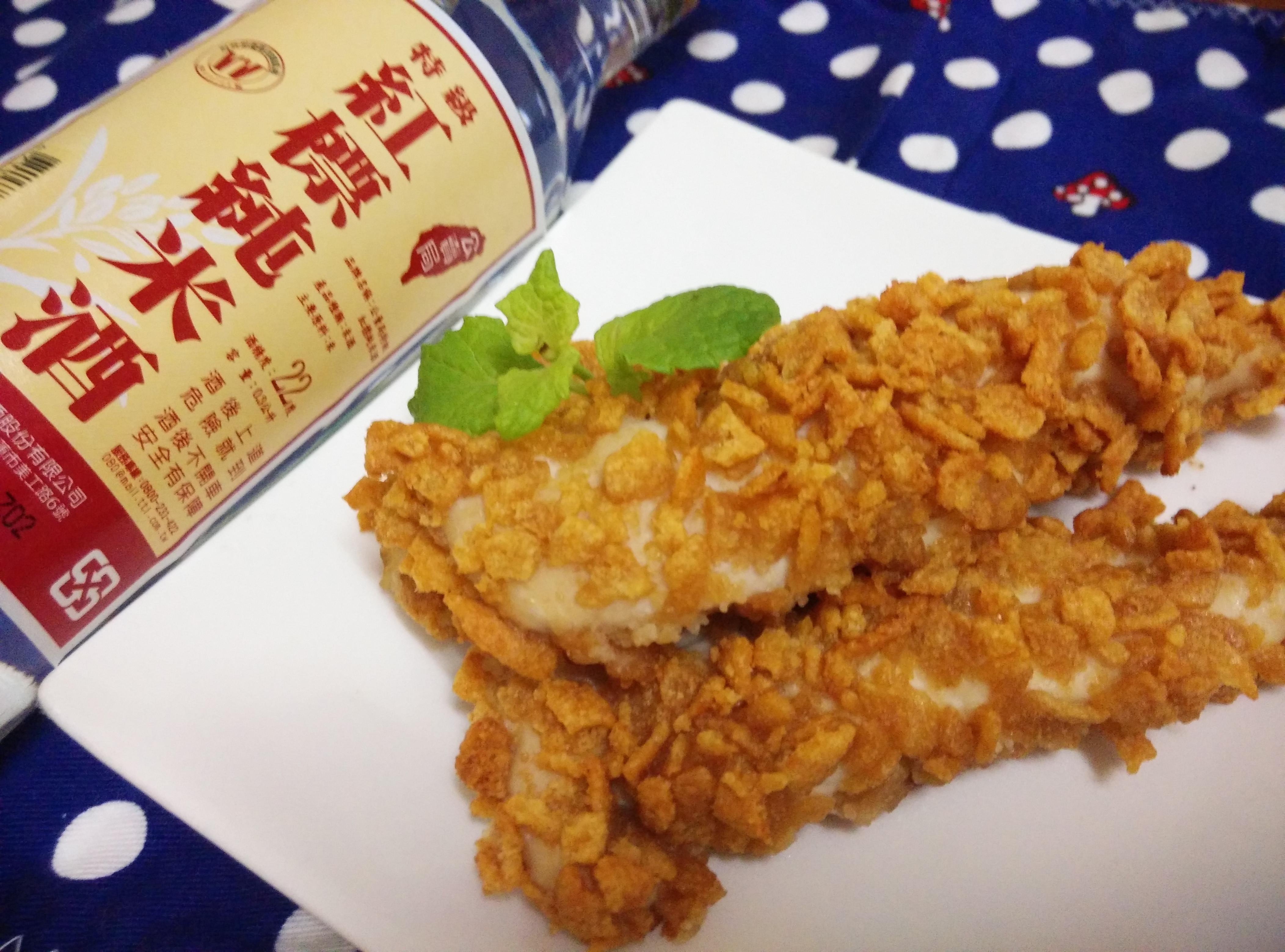 烤箱料理─偽炸雞柳條【萬里飄香靠這味】