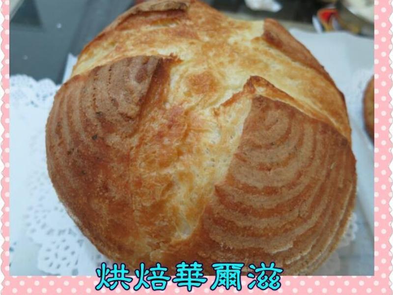 鄉村麵包(液種法)~烘焙華爾滋