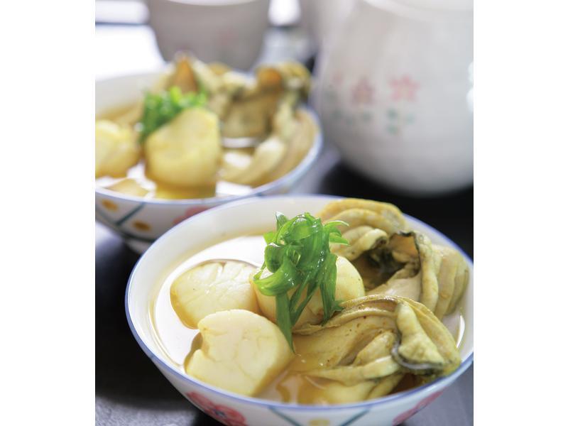 惹味咖喱海鮮鍋
