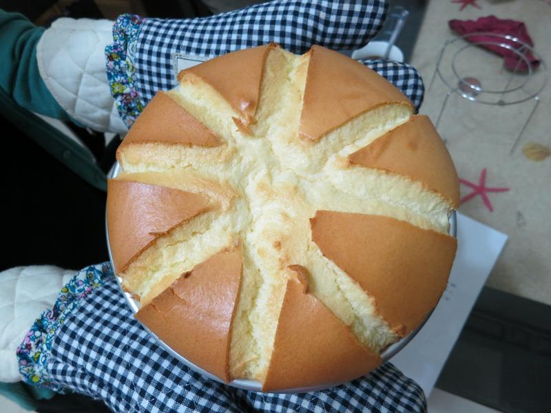 戚風蛋糕~ 烘焙華爾滋
