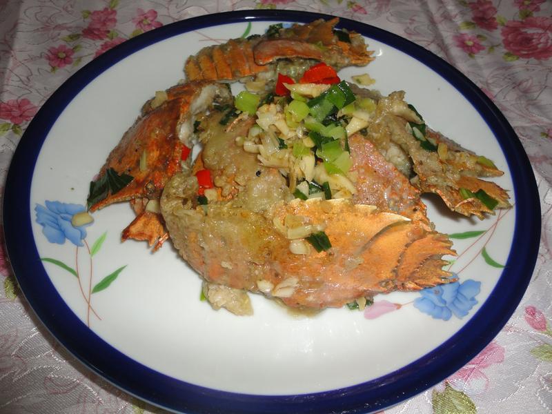 鹹酥瀨尿蝦