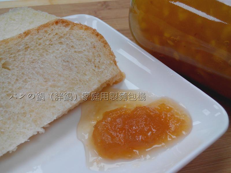鳳梨果醬-パンの鍋(胖鍋)製麵包機