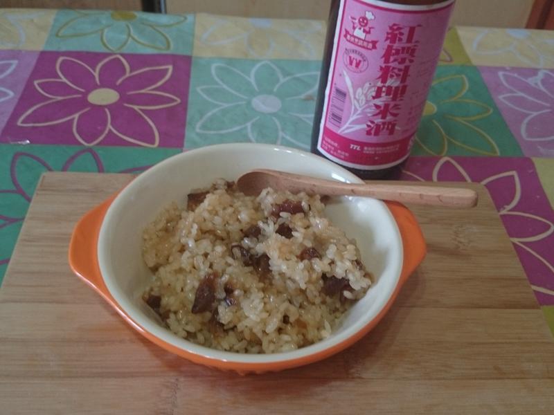 古早味~桂圓米糕(粥)