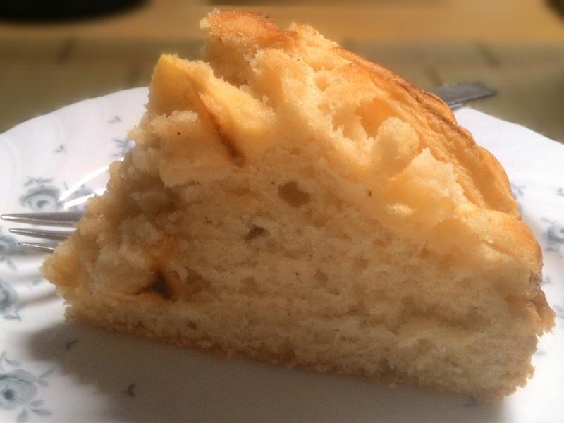 蘋果蛋糕 (Apfelkuchen)
