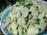 (低油)鹽麴杏鮑豬