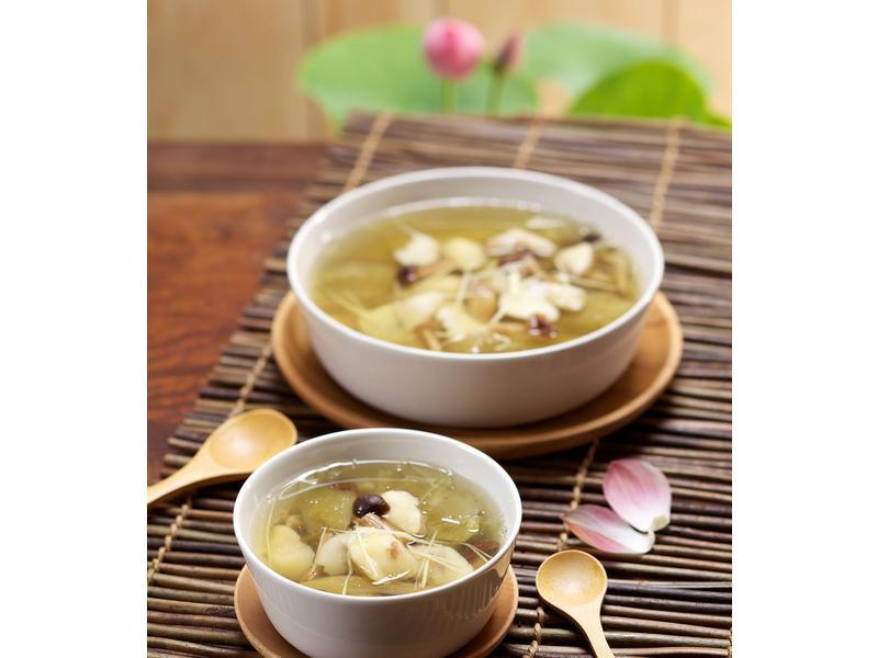菱角酸菜湯【里仁好食光】