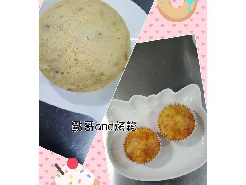 鹹蛋糕(1y+點心)
