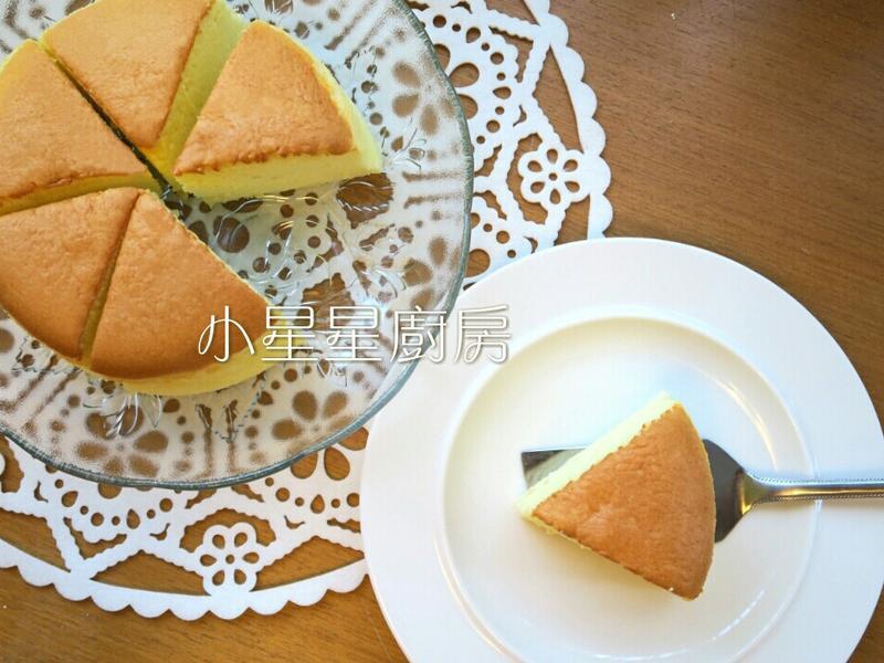 鳳梨棉花蛋糕