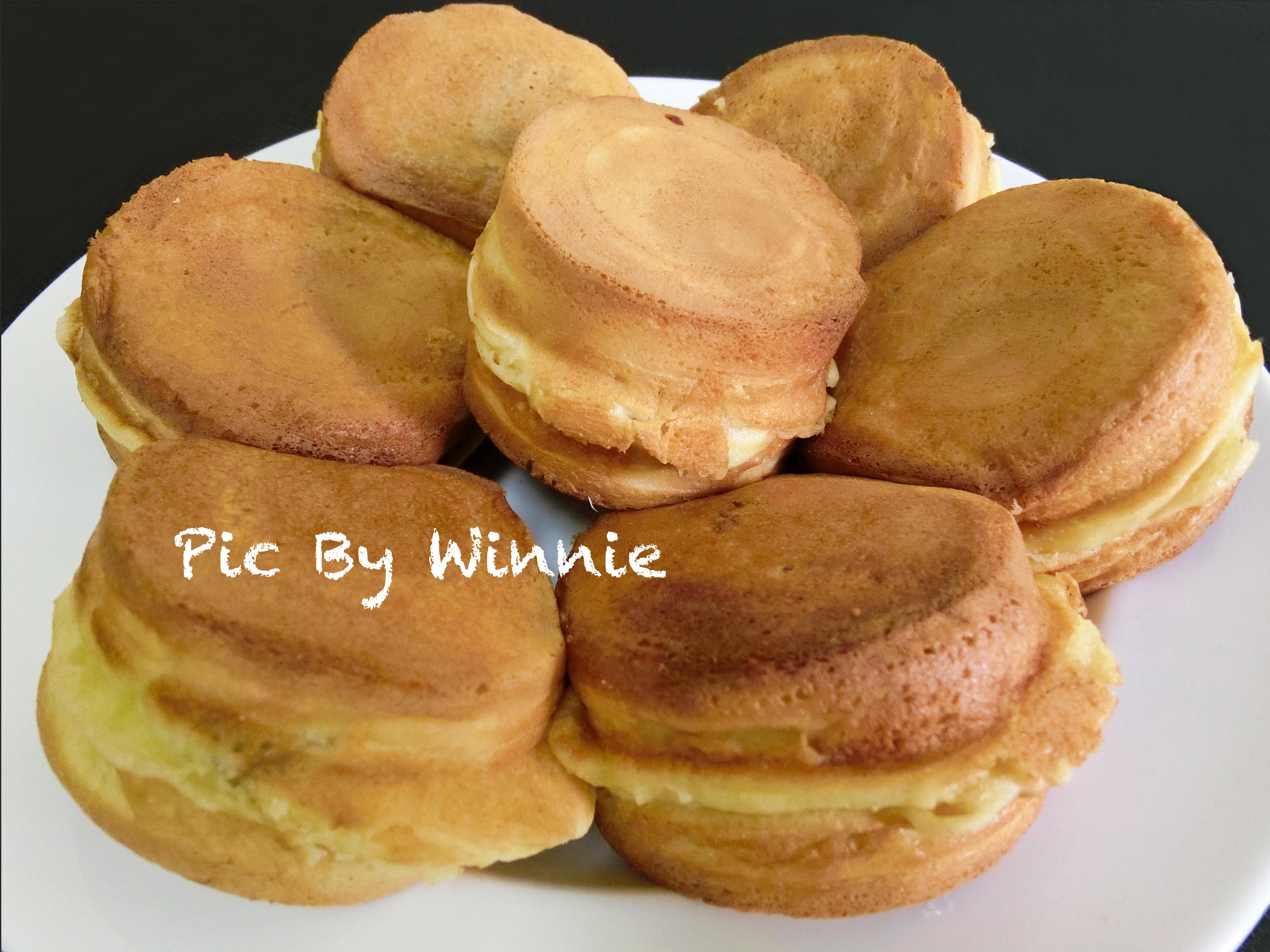 「小撇步」加熱紅豆餅一樣脆 Winnie