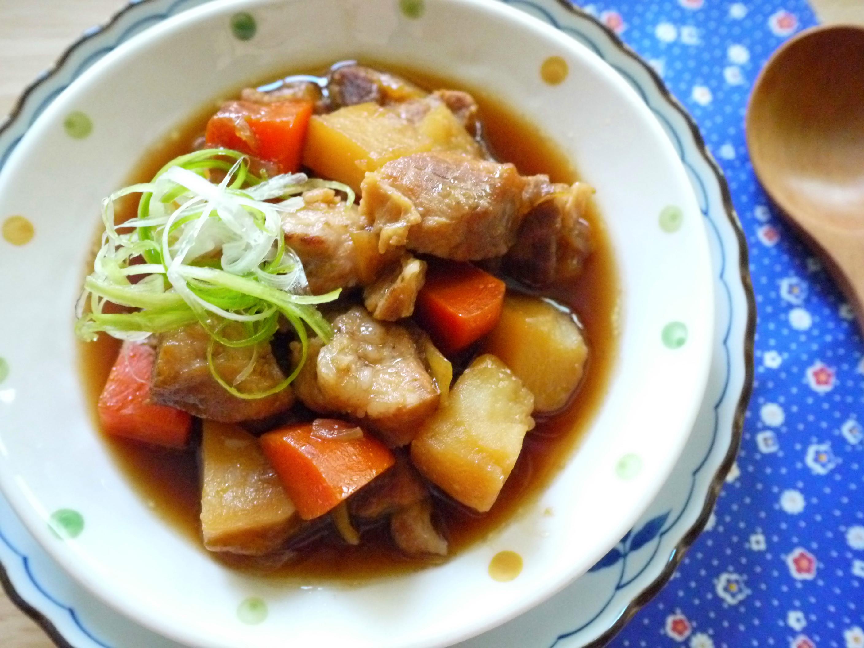 日式馬鈴薯燉肉【歡慶大同電鍋55週年】