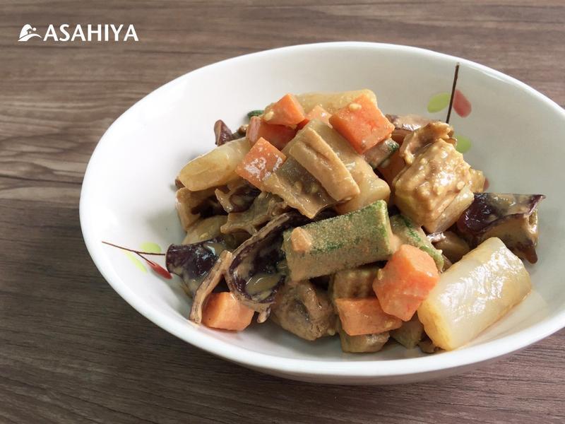 什錦蔬菜脆腸沙拉