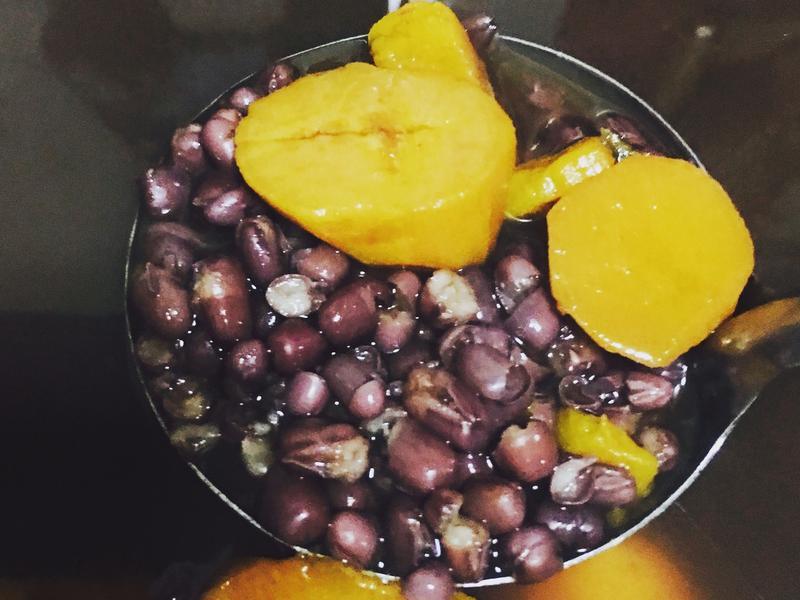 紅豆地瓜湯