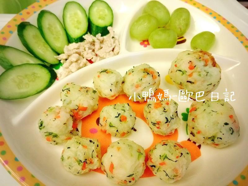 (寶)烤飯糰小丸子(1y)