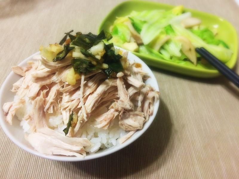 超簡單雞絲飯【桂丁土雞創意吃】
