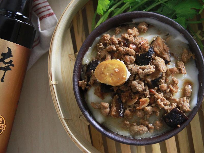 香菇肉燥碗粿 [淬釀純粹台灣味]